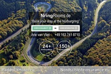 Visitekaartje met de Nurburgring