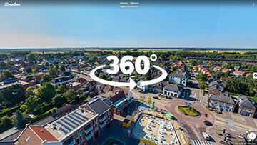Vlijmen in 360 graden
