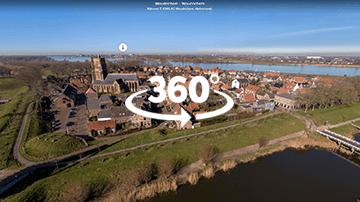 Woudrichem in 360 graden